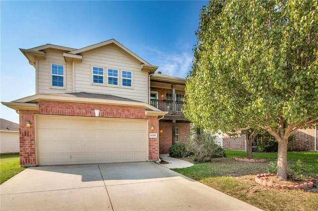14205 Cedar Post Drive, Fort Worth, TX 76052 (MLS #14376945) :: The Kimberly Davis Group