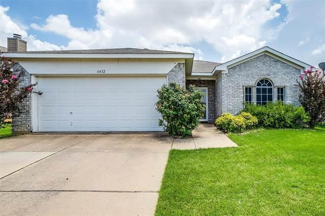 6432 Bay Lake Drive, Fort Worth, TX 76179 (MLS #14376967) :: Trinity Premier Properties