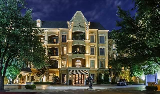 2300 Leonard Street #408, Dallas, TX 75201 (MLS #14376973) :: The Heyl Group at Keller Williams