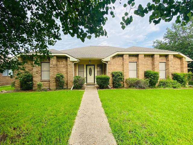 2528 Hollow Bend, Mesquite, TX 75150 (MLS #14376981) :: All Cities USA Realty