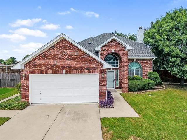 2210 Kingsley Drive, Mansfield, TX 76063 (MLS #14376993) :: The Hornburg Real Estate Group