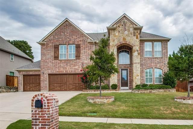 4016 Cherokee Drive, Mckinney, TX 75072 (MLS #14377001) :: The Heyl Group at Keller Williams