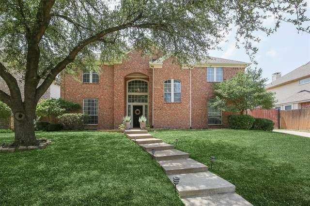 1618 Meadow Park Drive, Keller, TX 76248 (MLS #14377006) :: The Good Home Team