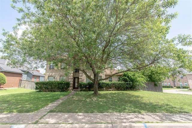 901 Cordell Drive, Desoto, TX 75115 (MLS #14377037) :: Tenesha Lusk Realty Group