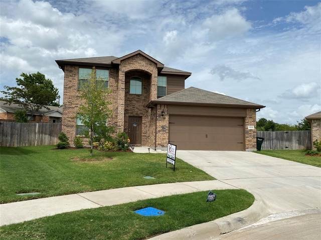 1401 Briarwood Drive, Azle, TX 76020 (MLS #14377042) :: Potts Realty Group