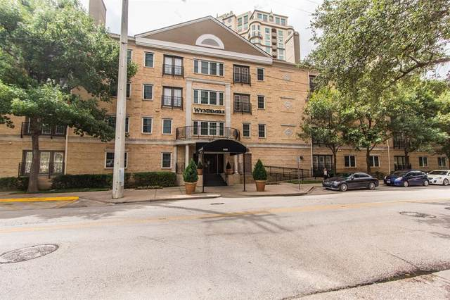 3400 Welborn Street #427, Dallas, TX 75219 (MLS #14377050) :: ACR- ANN CARR REALTORS®