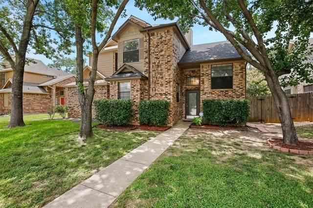2819 Roxboro Road, Euless, TX 76039 (MLS #14377058) :: The Kimberly Davis Group