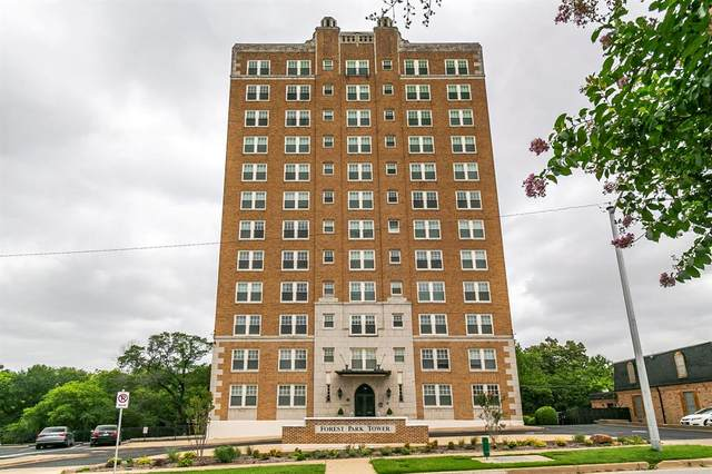 2306 Park Place Avenue 5C, Fort Worth, TX 76110 (MLS #14377074) :: Trinity Premier Properties