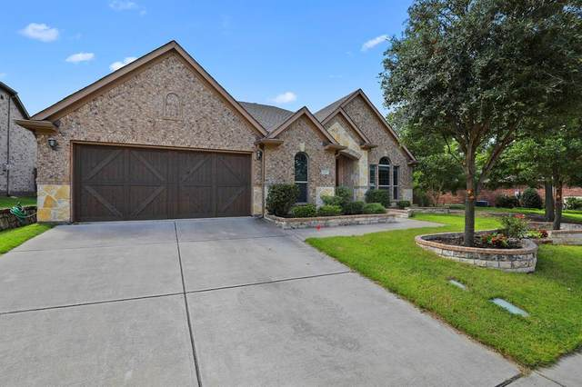 213 Oak Point Drive, Mckinney, TX 75071 (MLS #14377111) :: Baldree Home Team