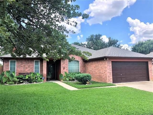 6210 Vista Wood Drive, Arlington, TX 76017 (MLS #14377115) :: The Chad Smith Team
