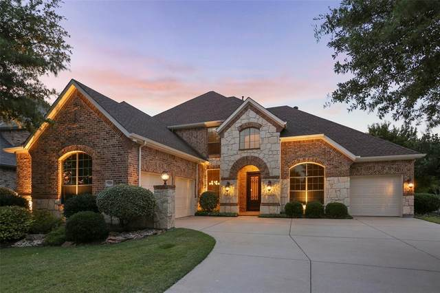 8200 Victoria Lane, Lantana, TX 76226 (MLS #14377133) :: The Kimberly Davis Group