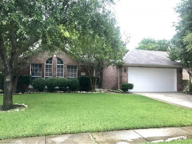 1021 Tanglewood Lane, Flower Mound, TX 75028 (MLS #14377136) :: Baldree Home Team