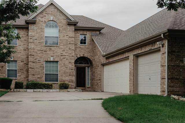 4409 Mitchell Lane, Rowlett, TX 75088 (MLS #14377144) :: Team Tiller