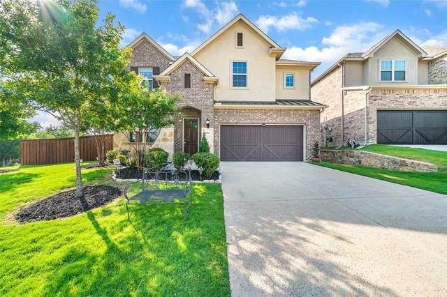 10512 Helen Drive, Frisco, TX 75035 (MLS #14377170) :: Trinity Premier Properties