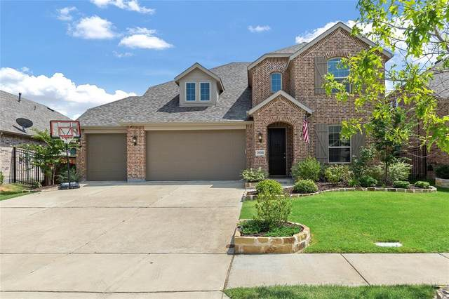 2008 Prestige Cove Court, Wylie, TX 75098 (MLS #14377184) :: The Chad Smith Team