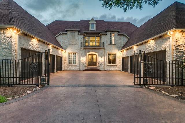 7125 Winding Creek Road, Dallas, TX 75252 (MLS #14377186) :: The Hornburg Real Estate Group