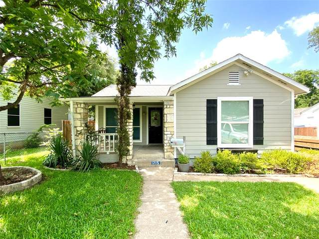 1715 Wilbur Street, Dallas, TX 75224 (MLS #14377189) :: All Cities USA Realty