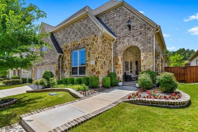 712 Petunia Drive, Lantana, TX 76226 (MLS #14377210) :: The Daniel Team