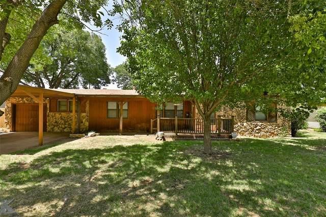 2336 S 33rd Street, Abilene, TX 79605 (MLS #14377221) :: Baldree Home Team