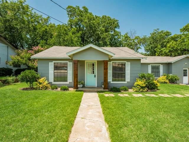 1435 W Groesbeck Street, Stephenville, TX 76401 (MLS #14377232) :: Potts Realty Group
