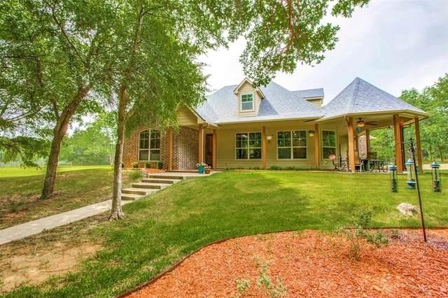 124 Neva Lane, Denison, TX 75020 (MLS #14377237) :: The Kimberly Davis Group
