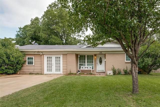 812 Vaughn Avenue, Everman, TX 76140 (MLS #14377238) :: All Cities USA Realty