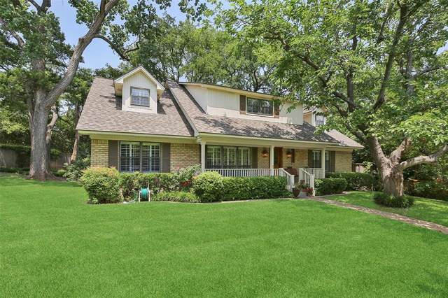9541 Crestedge Circle, Dallas, TX 75238 (MLS #14377250) :: Baldree Home Team