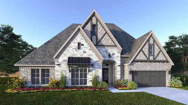 2320 Sandlin Drive, Fort Worth, TX 76008 (MLS #14377260) :: Potts Realty Group