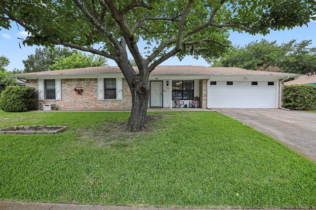 308 Anita Avenue, Keller, TX 76248 (MLS #14377293) :: The Good Home Team