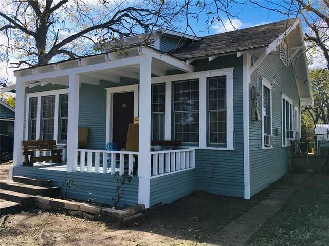 517 S Vernon Avenue, Dallas, TX 75208 (MLS #14377294) :: Tenesha Lusk Realty Group