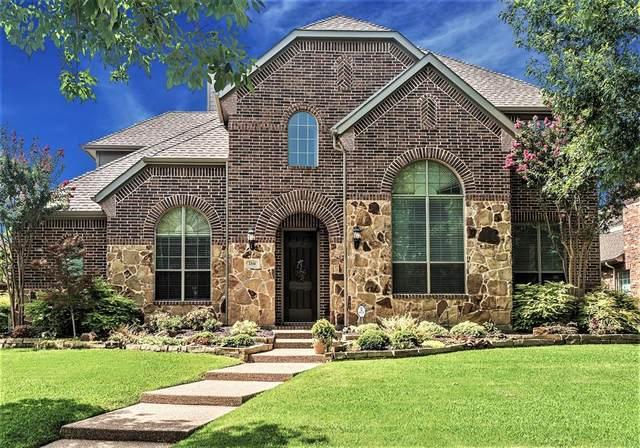 2334 Queen Morgan Lane, Lewisville, TX 75056 (MLS #14377303) :: The Kimberly Davis Group