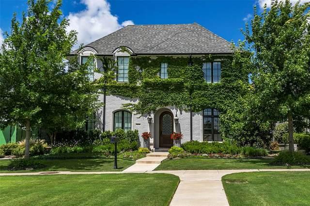 4020 Bent Elm Lane, Fort Worth, TX 76109 (MLS #14377309) :: The Hornburg Real Estate Group
