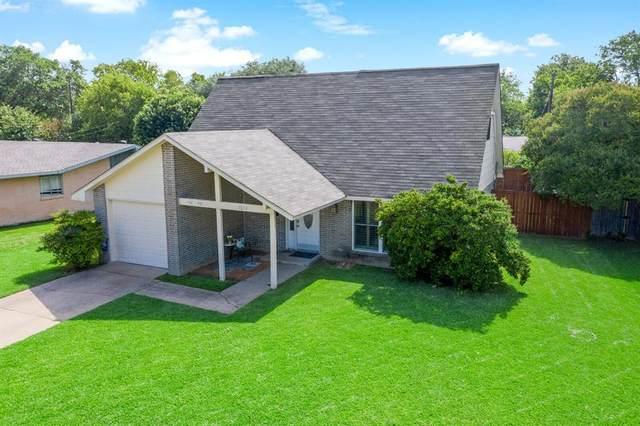 1616 Greenhaven Drive, Richardson, TX 75080 (MLS #14377324) :: RE/MAX Landmark