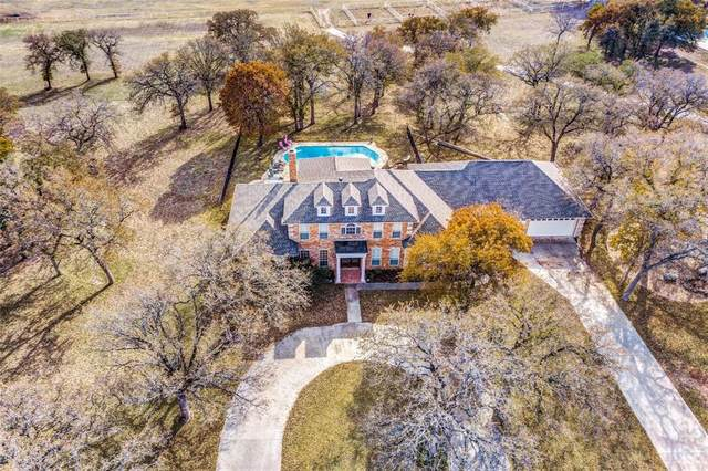 1148 County Road 1591, Alvord, TX 76225 (MLS #14377327) :: The Kimberly Davis Group