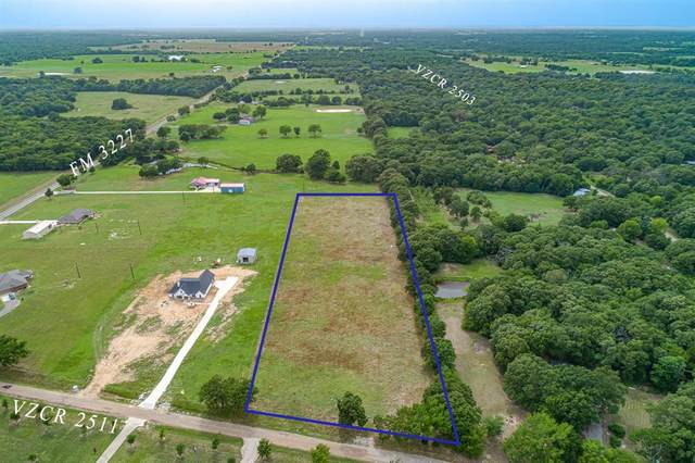 2686 Vz County Road 2511, Canton, TX 75103 (MLS #14377333) :: The Hornburg Real Estate Group
