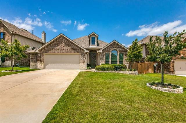 14505 Seventeen Lakes Boulevard, Fort Worth, TX 76262 (MLS #14377346) :: The Mitchell Group