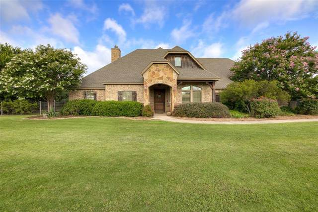 105 Harvestwood Lane, Aledo, TX 76008 (MLS #14377366) :: Potts Realty Group