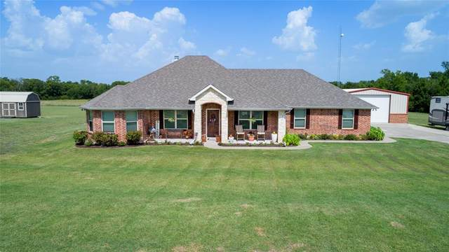 940 Lester Burt Road, Farmersville, TX 75442 (MLS #14377373) :: The Chad Smith Team
