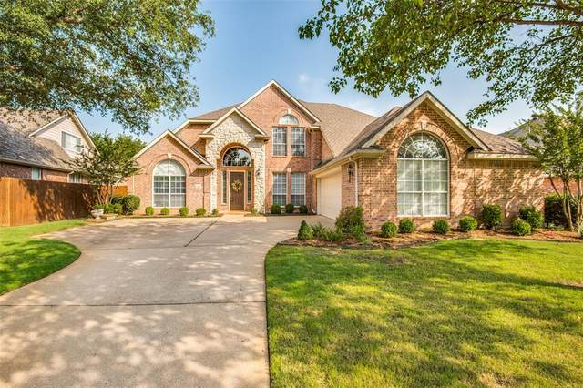 3604 Gallop Court, Flower Mound, TX 75028 (MLS #14377380) :: The Rhodes Team