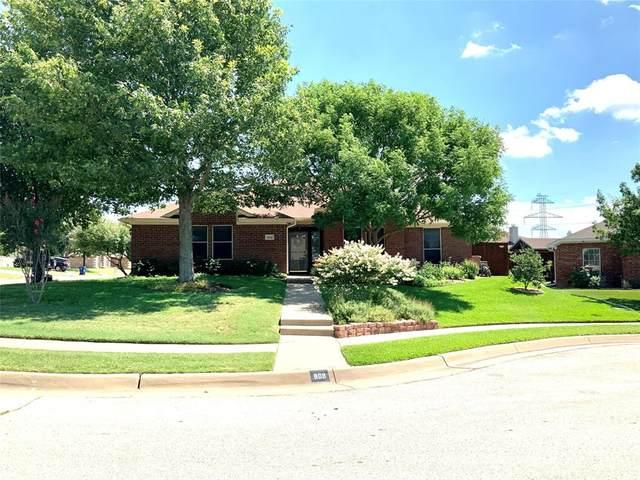 908 Rose Rael Court, Burleson, TX 76028 (MLS #14377416) :: Baldree Home Team