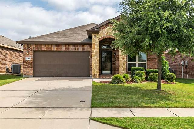 1217 Doe Meadow Drive, Fort Worth, TX 76028 (MLS #14377418) :: Baldree Home Team