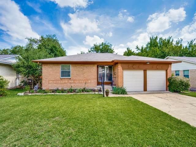 409 Daniel Street, Richardson, TX 75080 (MLS #14377424) :: Potts Realty Group