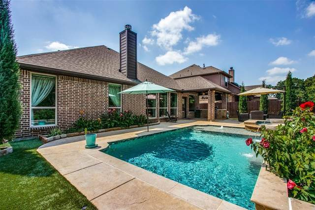218 Saratoga Drive, Hickory Creek, TX 75065 (MLS #14377445) :: The Good Home Team