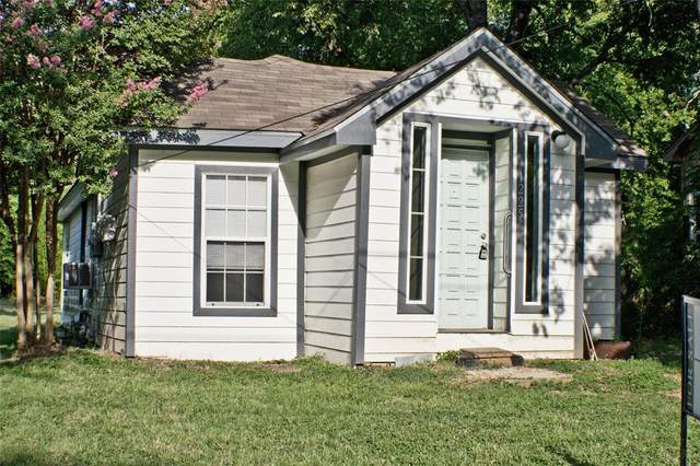 1225 Norman Street, Denton, TX 76201 (MLS #14377459) :: The Daniel Team