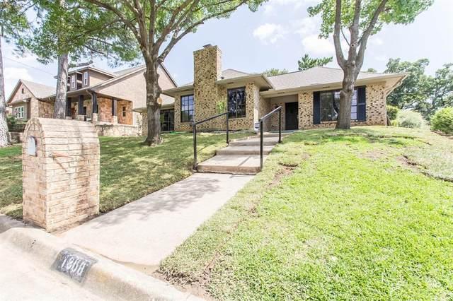 1808 Briarcrest Lane, Arlington, TX 76012 (MLS #14377485) :: The Heyl Group at Keller Williams
