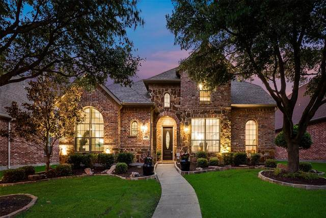 1318 San Andres Drive, Frisco, TX 75033 (MLS #14377502) :: EXIT Realty Elite