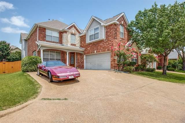 7715 Stevedore Street, Arlington, TX 76016 (MLS #14377508) :: The Hornburg Real Estate Group