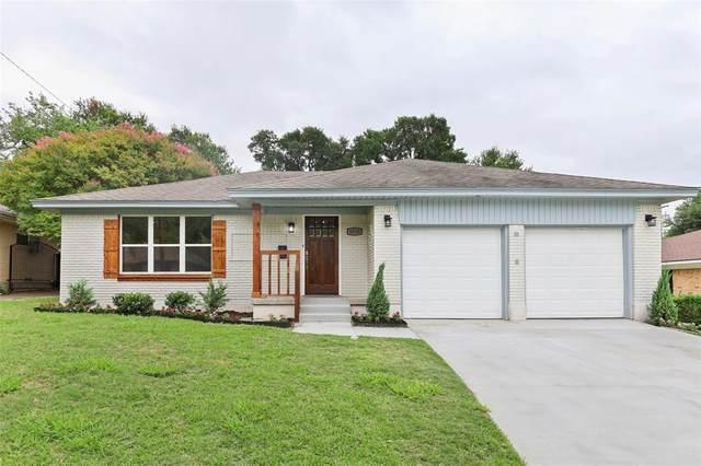 8020 Fall River Drive, Dallas, TX 75228 (MLS #14377520) :: Robbins Real Estate Group