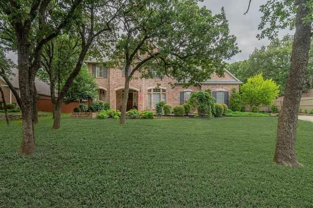 3404 Parr Road, Grapevine, TX 76051 (MLS #14377527) :: The Rhodes Team