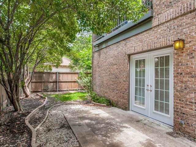 6303 Richmond Avenue #109, Dallas, TX 75214 (MLS #14377534) :: All Cities USA Realty